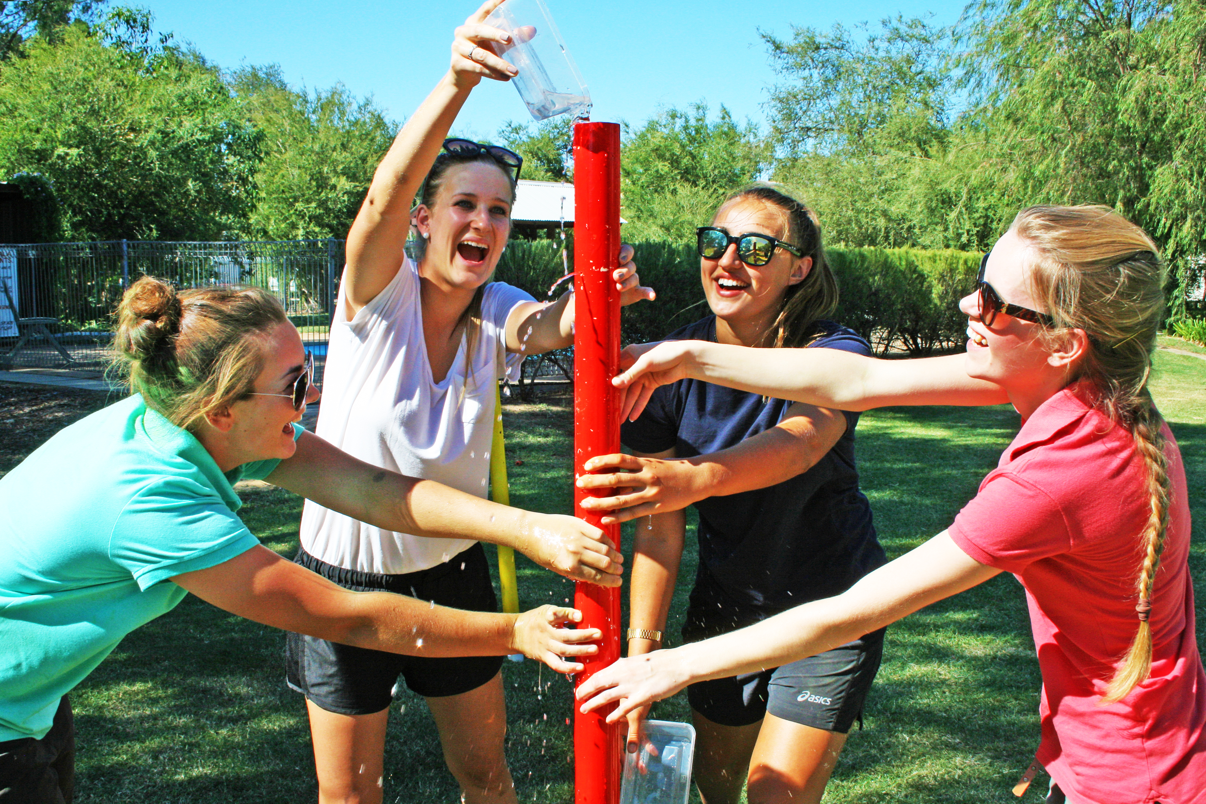 Apologise, teen team building camps in il